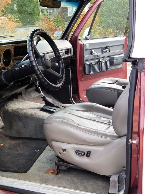 1974 GMC Jimmy / Chevy Blazer: 4x4, AT, Rebuilt, Customized