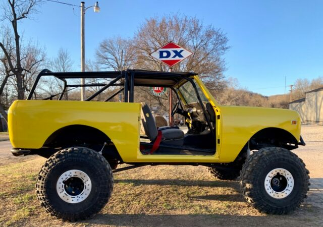 1974 International Scout Rock Crawler Built TBI 350 w/ 400 Turbo for