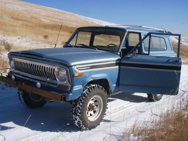 1974 jeep cherokee fsj for sale jeep cherokee 1974 for sale in duluth minnesota united states. Black Bedroom Furniture Sets. Home Design Ideas