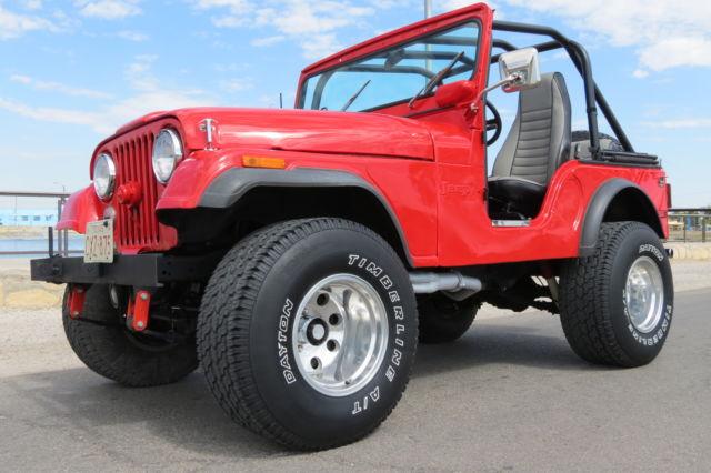 1974 Jeep CJ5 Base Sport Utility 2-Door 343 v8 !!! renegade cj5cj7 1974 & 1974 Jeep CJ5 Base Sport Utility 2-Door 343 v8 !!! renegade cj5cj7 ...