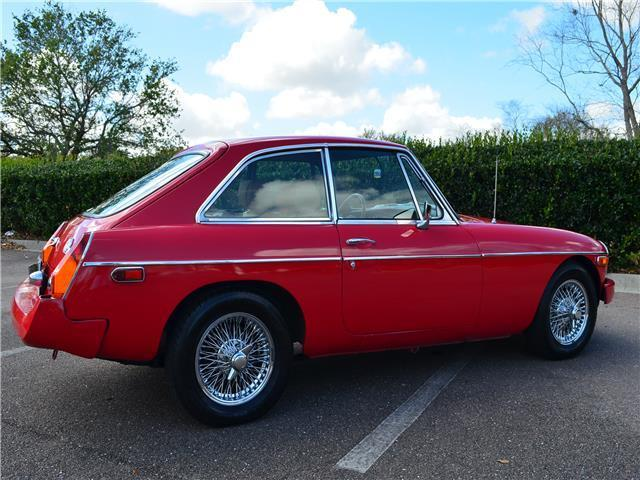 Mg Classic Car Specialists