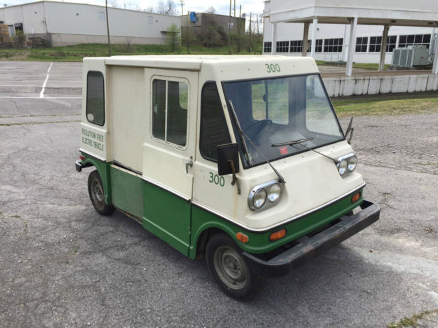 1974 otis electric mail truck for sale other makes 1974 for sale in nashville tennessee. Black Bedroom Furniture Sets. Home Design Ideas