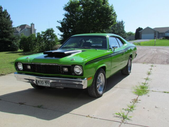 1974 Plymouth Duster 415 Magnum 4 Speed 8 3 4 Differential For Sale Plymouth Duster 1974 For Sale In Eagle Nebraska United States