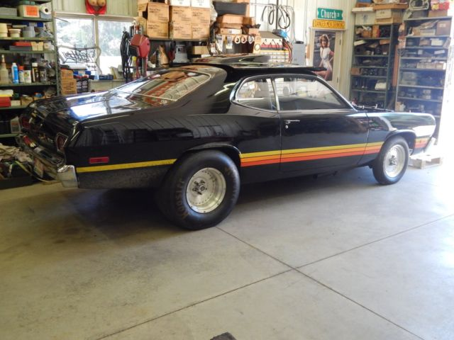 1974 plymouth duster drag car 440ci race ready for sale plymouth duster 1974 for sale in. Black Bedroom Furniture Sets. Home Design Ideas