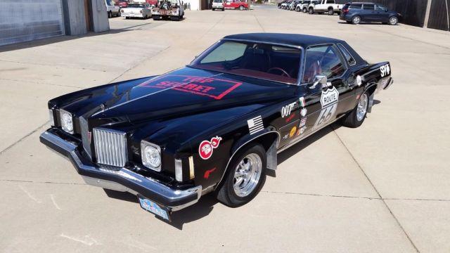 Pontiac Grand Prix Tuned >> 1974 Pontiac Grand Prix Model J for sale - Pontiac Grand Prix 1974 for sale in Pratt, Kansas ...