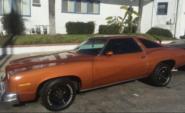 1974 Pontiac Lemans Sports Coupe For Sale Pontiac