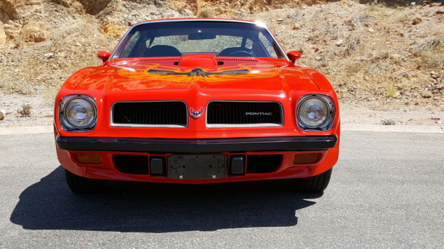 1974 Pontiac Trans Am Super Duty 455 For Sale Pontiac Trans Am 1974 For Sale In Boulder City Nevada United States