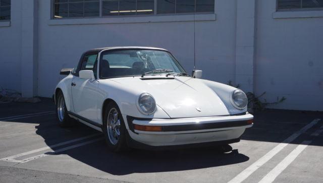 1974 Porsche 911 Carrera 2 7 Targa For Sale Porsche 911