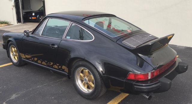 1974 porsche us carrera for sale porsche 911 1974 for sale in miami florida united states. Black Bedroom Furniture Sets. Home Design Ideas
