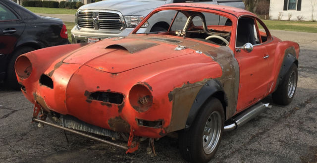 1974 rat rod volkswagen karmann ghia mustang hot rod rat rod racecar for sale volkswagen. Black Bedroom Furniture Sets. Home Design Ideas