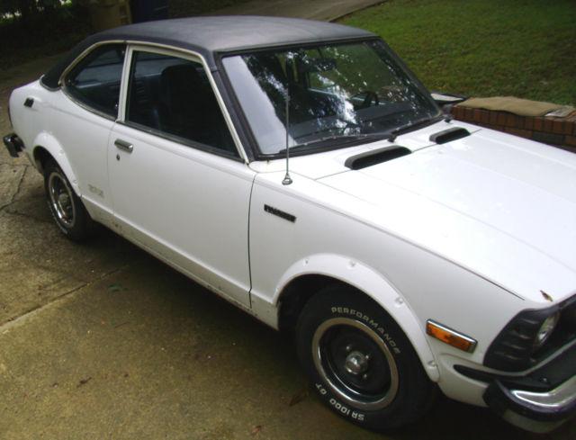 Toyota Corolla Gas Mileage >> 1974 Toyota Corolla Base Coupe 2-Door 1.6L for sale - Toyota Corolla SR5 1974 for sale in ...