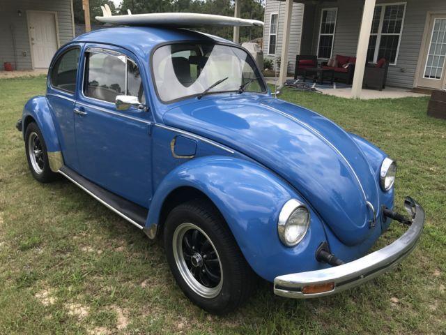 1974 volkswagen beetle very nice vw bug sharp car for sale volkswagen beetle classic 1974. Black Bedroom Furniture Sets. Home Design Ideas