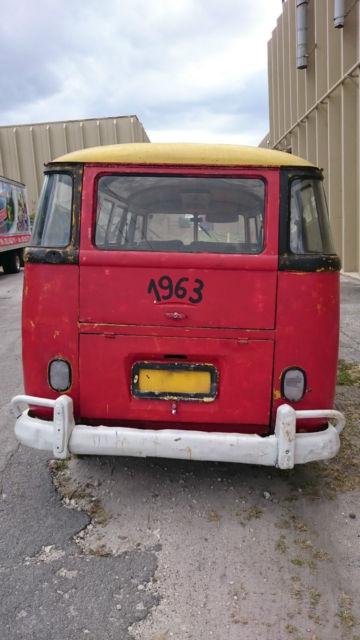 1974 volkswagen bus vanagon split 15 window very rare for 15 window bus for sale