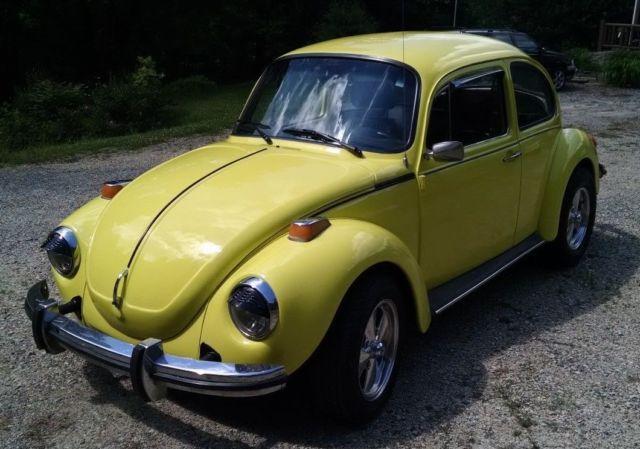 1974 Volkswagen Super Beetle 1303 Great shape inside and out! for sale - Volkswagen Beetle ...