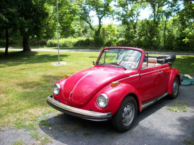 1974 volkswagen super beetle convertible for sale volkswagen beetle classic 1974 for sale in. Black Bedroom Furniture Sets. Home Design Ideas