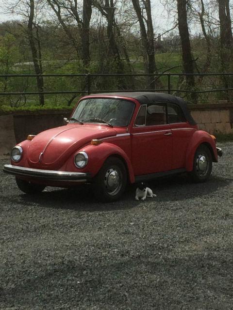 1974 Volkswagen Super Beetle Convertible for sale - Volkswagen Beetle - Classic 1974 for sale in ...