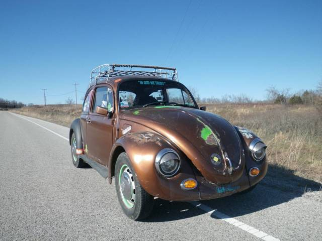 1974 vw beetle patina rat rod custom fun and vintage classic for sale volkswagen. Black Bedroom Furniture Sets. Home Design Ideas