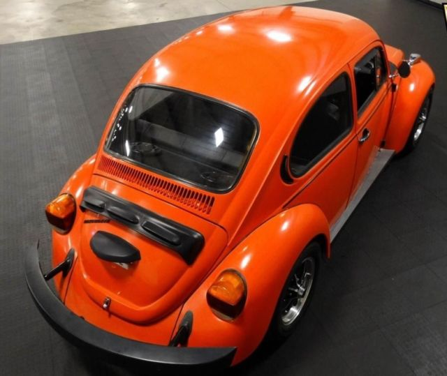 Classic Vw Beetle Tool Kit: 1974 VW Beetle Restored Painted New Engine For Sale