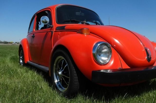 1974 vw beetle restored painted new engine for sale volkswagen beetle classic 1974 for sale. Black Bedroom Furniture Sets. Home Design Ideas