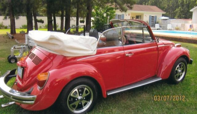 1974 vw super beetle convertible for sale volkswagen beetle classic 1974 for sale in rocky. Black Bedroom Furniture Sets. Home Design Ideas