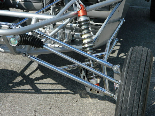 1974 VW SUSPENSION UNLIMITED 4 SEATER SANDRAIL BUGGY SWAY-A-WAY RACE