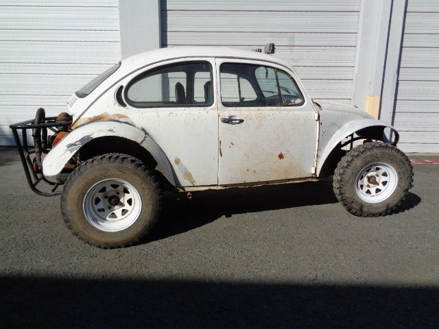 1974 Vw Volkswagen Clic Baja Bug Dune Buggy Complete Sunroof