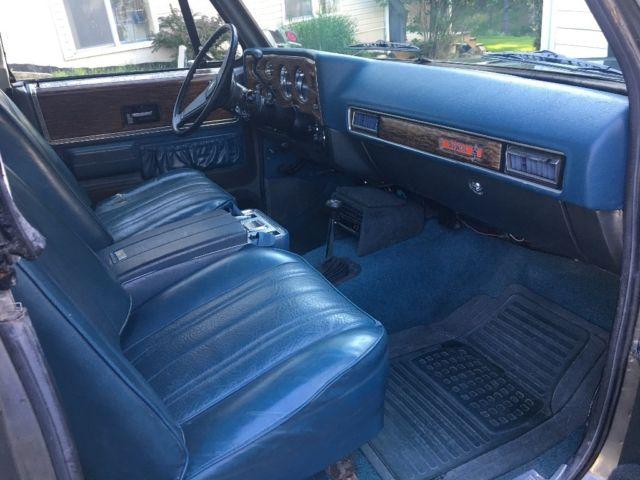 1975 Blazer K5 for sale - Chevrolet Blazer 1975 for sale in Coeur d