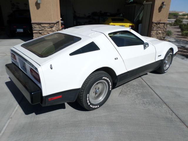 1975 Bricklin SV-1 Base Coupe 2-Door 5.8L 2 owner car for ...