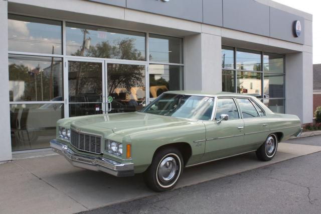 1975 Chevrolet Impala Excellent Condition For Sale