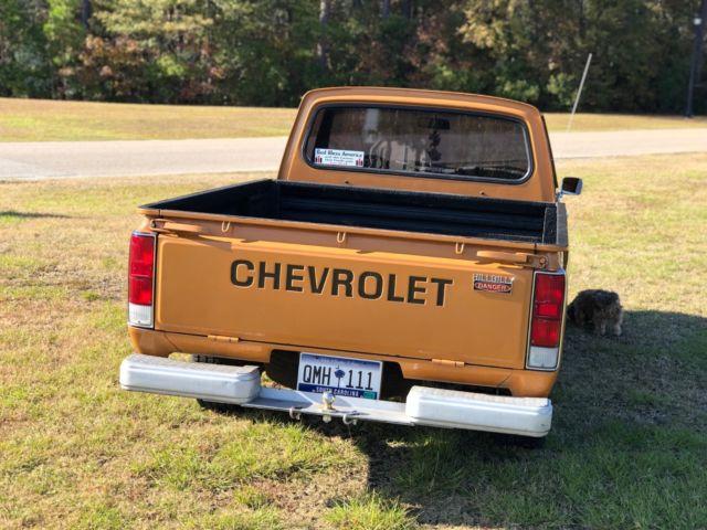 1975 Chevrolet Luv All Original 52xxx Miles Fantastic Shape Rare No