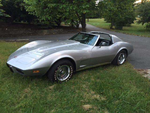 1975 Corvette For Sale >> 1975 Corvette Stingray 4 Spd T-Tops for sale - Chevrolet Corvette 1975 for sale in Martinsville ...