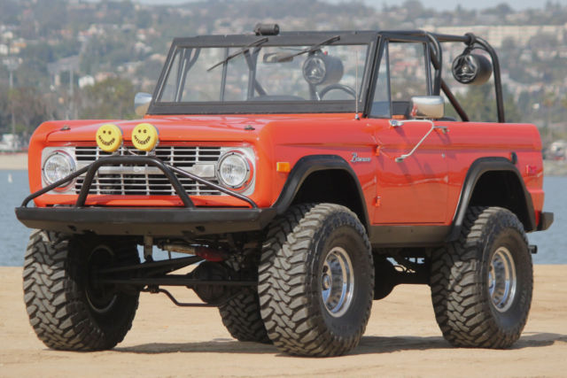 1975 ford bronco 351 v8 automatic on 37 39 s restored and fun fun fun for sale ford bronco. Black Bedroom Furniture Sets. Home Design Ideas