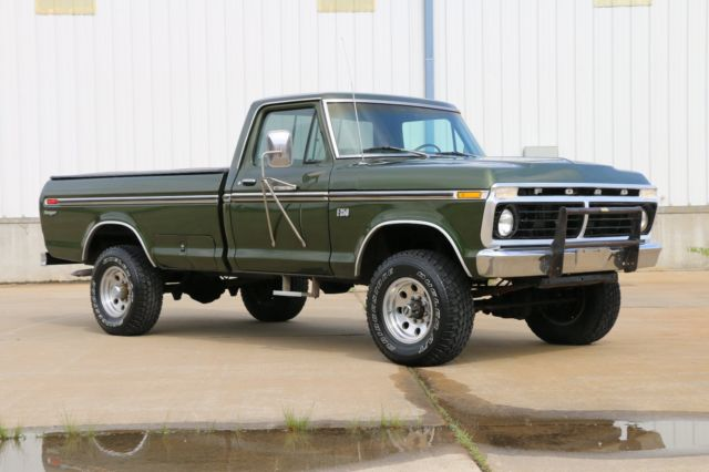 1975 ford f250 4x4 highboy for sale ford f 250 1975 for sale in topeka kansas united states. Black Bedroom Furniture Sets. Home Design Ideas