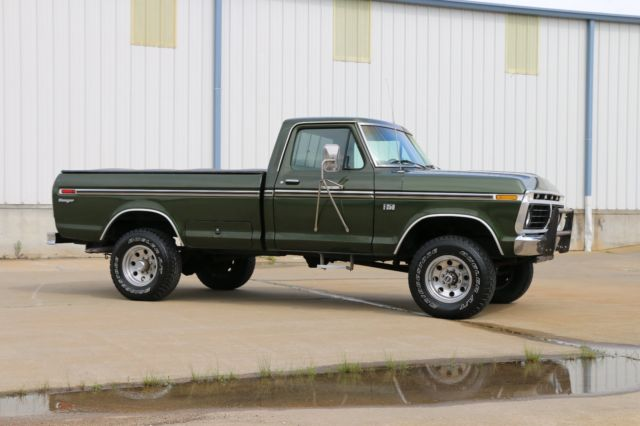 1975 ford f250 4x4 highboy for sale ford f 250 1975 for sale in topeka kansas united states