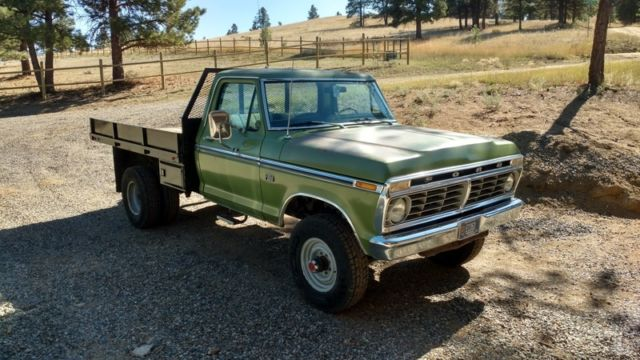 1975 ford f250 highboy 4x4 for sale ford f 250 1975 for sale in clancy montana united states. Black Bedroom Furniture Sets. Home Design Ideas
