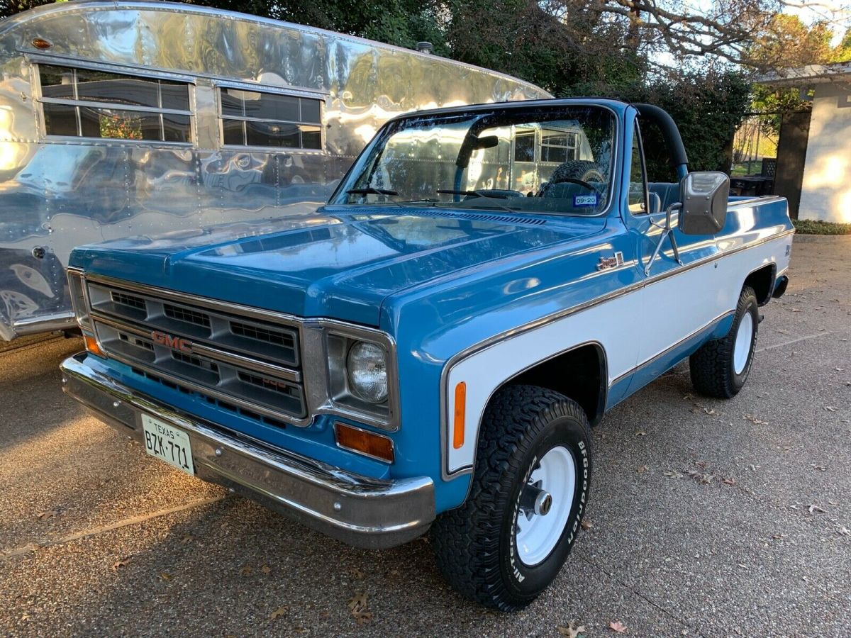 1975 Gmc Jimmy High Sierra Blazer For Sale Gmc Jimmy 1975 For Sale In Fort Worth Texas United States