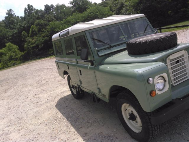 1975 Land Rover Series Iii 5 Doors For Sale Land Rover