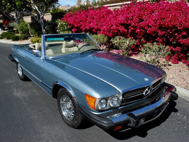 1975 mercedes benz 450sl roadster convertible 89000 miles for 1975 mercedes benz 450sl convertible