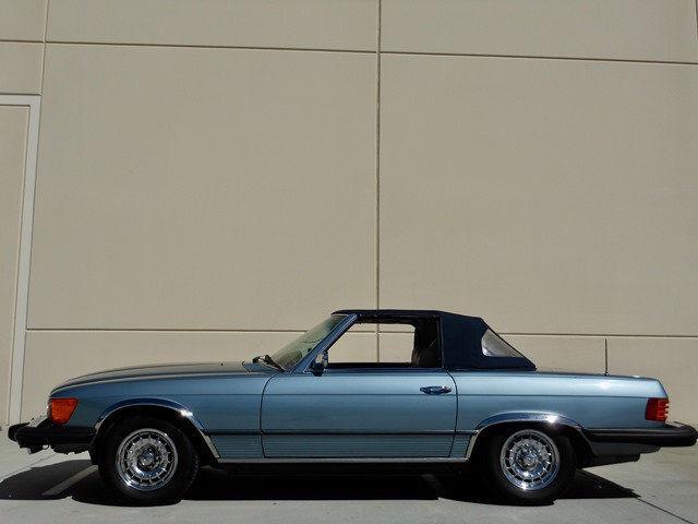 1975 mercedes benz 450sl roadster convertible 89000 miles for Reno mercedes benz dealer