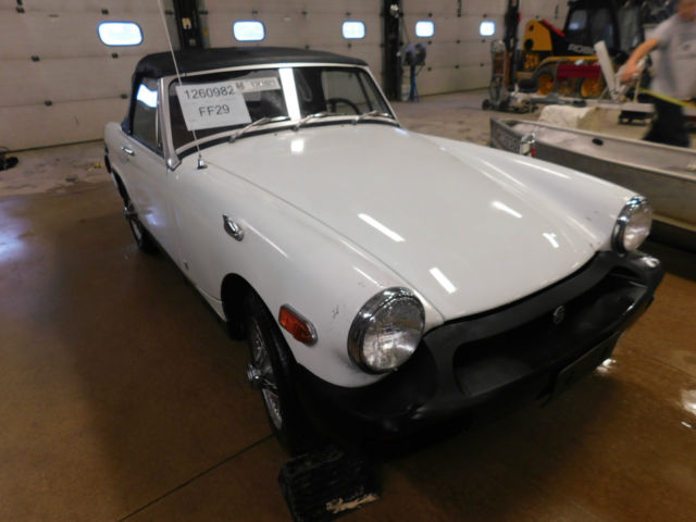 1975 MG Midget T1260982 for sale - MG Midget 1975 for sale in New ...