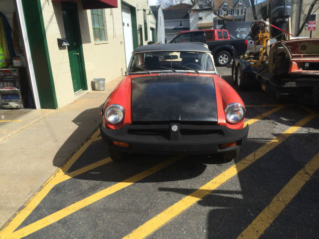 1975 MGB With Hardtop for sale - MG MGB 1975 for sale in