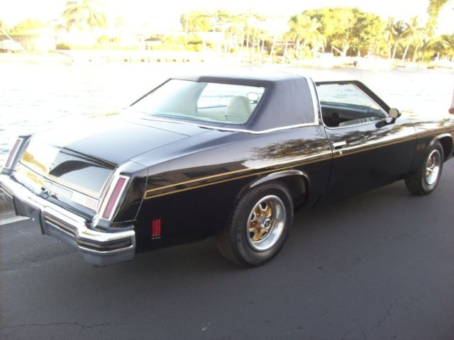 1975 OLDSMOBILE CUTLASS HURST OLDS 442 W-30 455 CID BIG BLOCK