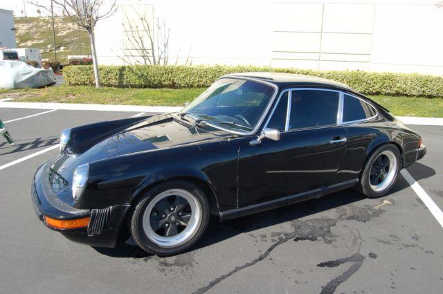 1975 porsche 911 coupe for sale porsche 911 1975 for sale in oceanside california united states. Black Bedroom Furniture Sets. Home Design Ideas