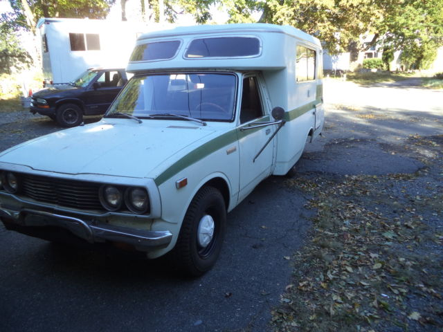 1975 Toyota Chinook Camper for sale - Toyota Other 1975 for