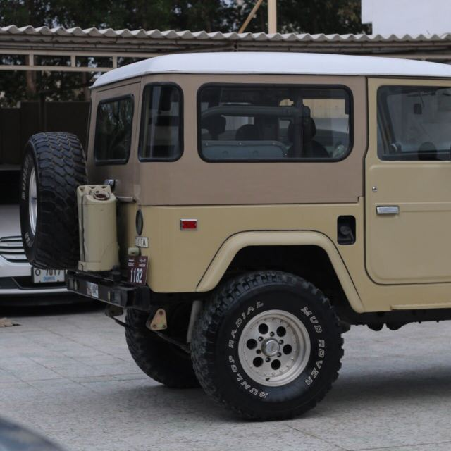 1975 toyota fj land cruiser off road truck for sale toyota land cruiser 1975 for sale in dubai. Black Bedroom Furniture Sets. Home Design Ideas