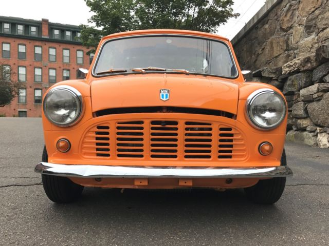 1976 austin mini truck for sale mini other 1976 for sale in norwalk connecticut united states. Black Bedroom Furniture Sets. Home Design Ideas