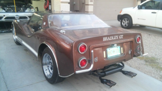 1976 Bradley GT on a 1969 Volkswagen Beetle chassis Great shape Original for sale - Volkswagen ...