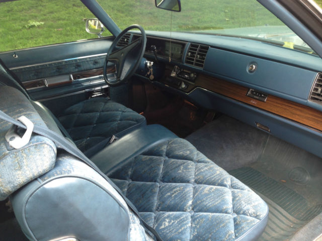 1976 Buick Electra 225 Limited Coupe For Sale Buick