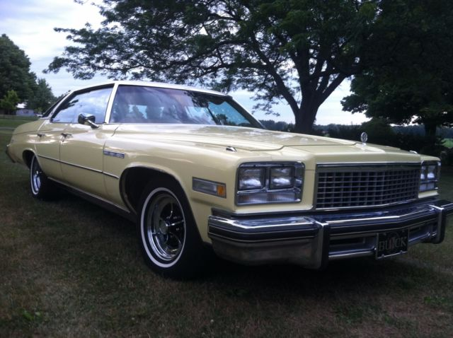1975 Buick Electra 225 Limited For Sale 1975 Buick Electra