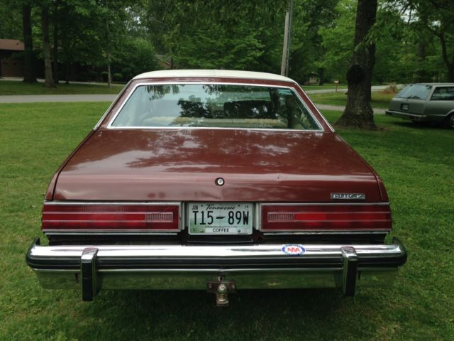 1976 Buick Skylark S R Hatchback X Body For Sale Buick